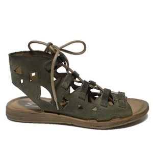 Miz Mooz Fond Sandal in Sage